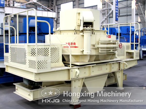 New-Type Sand Making Machine